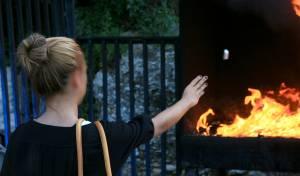 זריקת נרות לעילוי נשמת התנא