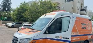 חרדית בת 8 נפגעה בראשה מרכב בנתיבות