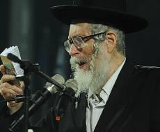 הרב אליעזר ברלנד - אושר: הרב ברלנד יטוס לאומן לראש השנה