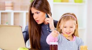 ילדים לאמהות עובדות מוצלחים יותר