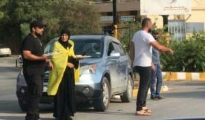 """""""תהלוכת ניצחון"""" בדרום לבנון"""