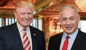 """נתניהו מברך את טראמפ: """"אתה חבר אמת"""""""