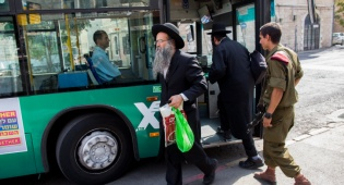 החל מ-2018 אין כניסה לירושלים ברכב דיזל