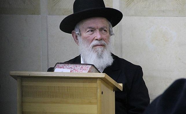 הגאון רבי יצחק זילברטשיין