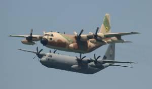 מטוסי ההרקולס במטס יום העצמאות, אתמול - 'תקרית המטס': קורקעו כל מטוסי ההרקולס