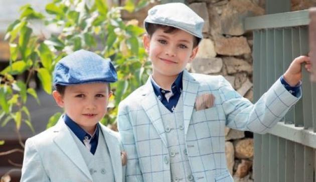 סטייל אירופאי לילדים.
