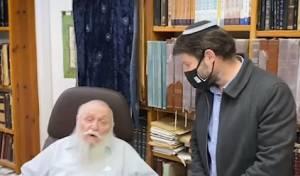 הפגישה של סמוטריץ' עם הרב דרוקמן