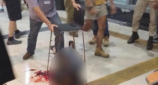 """הלינץ' בנתין הזר החף מפשע - בשורה לנאשמים: נפסל סרטון הלינץ' בב""""ש"""