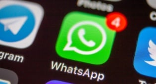 אחרי טלגרם: וואטסאפ עם 'הודעות נעלמות'