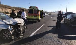 בן 60 יצא מרכבו ונדרס למוות מרכב חולף