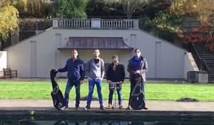 """האחים סולומון בסינגל קליפ - """"אחת שאלתי"""""""