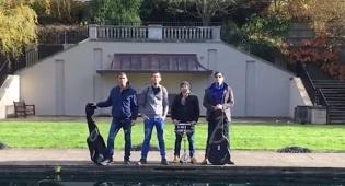 """האחים סלומון בסינגל קליפ - """"אחת שאלתי"""""""
