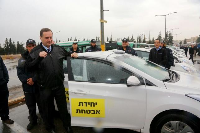 מאבטחים  פרטיים באוטובוסים בירושלים