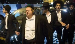 """חסימת צומת """"שרי ישראל"""" בבירה - 'הפלג' חזר לרחובות ונתקל בבואש ומעצרים"""