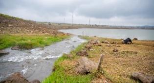 זרימת המים החמים במאגר בנטל - וציפורים