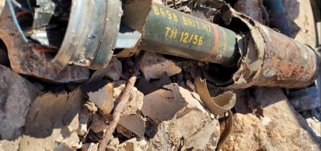 הפצצות שאותרו
