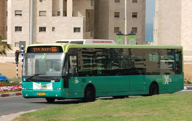 נוסעים: שביתה פתאומית ב'אגד תעבורה'