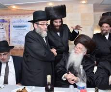בר מצווה לבניו של ראש העיר ישראל פרוש • גלריה