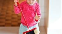 צעצועים מפוזרים בכל מקום? לא אצלנו - 12 טריקים קטנים לגרום לילדים לאהוב לנקות