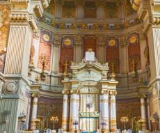 בית הכנסת הגדול ברומא.