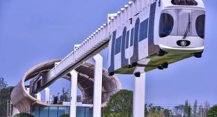 בסין בונים את הרכבת העילית הראשונה