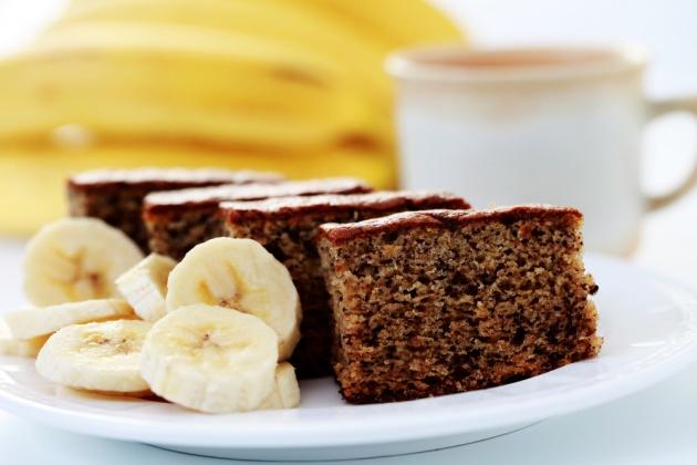 עוגת בננות עסיסית
