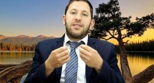 הרב נפתלי וסרמן על פרשת בהר-בחוקותי • צפו