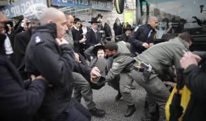 מפגינים בירושלים