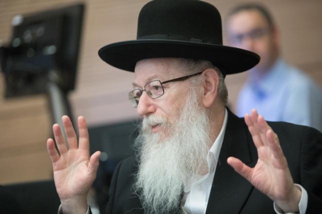 יתד נאמן במתקפה חריפה נגד יעקב ליצמן