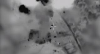 """תיעוד: כך תקף צה""""ל יעדי טרור ברצועת עזה"""
