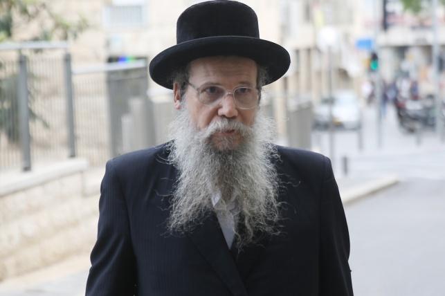 הרב מרדכי שטרן