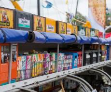 סופרמרקט צף בהולנד