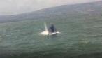 כנרת: שני שייטים נסחפו קילומטר מהחוף