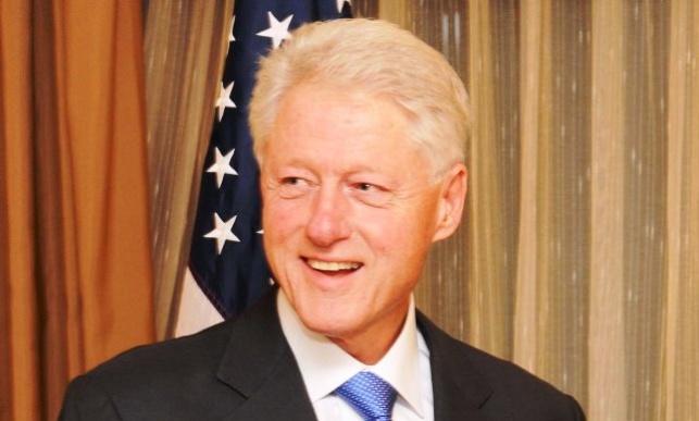 ביל קלינטון. ארכיון