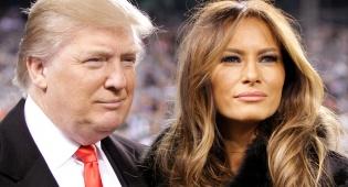 טראמפ לתומכיו: שלחו מברקי ברכה לאשתי