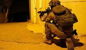 """חייל. ארכיון - חייל צה""""ל נפצע קל מפגיעת אבן בדהיישה"""