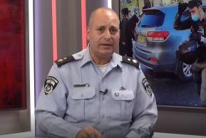 """'המשטרה לא נוקמת': ראיון עם סנ""""צ אהרוני"""