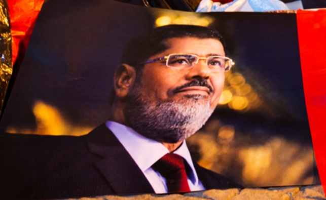 בחמאס מאושרים: מוחמד מורסי ניצל מחבל התליה