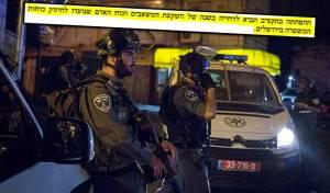שוטרים בירושלים, בחודש הקודם