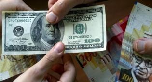 הדולר והיורו נחלשים מול השקל