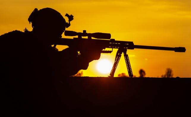 שיא מטורף: חיסל טרוריסט ממרחק 3.4 קילומטר