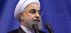 """נשיא איראן רוחאני - האיראנים מאיימים: """"תוכלו לברוח רק לים"""""""