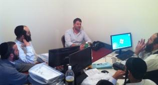 """צפו: ברסלב מתגייסת לקמפיין ש""""ס"""