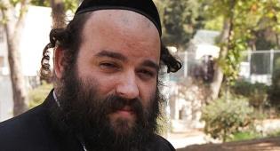 יואלי קליין - חתן בר המצווה תרם את השיר לכבוד שחרור רובשקין