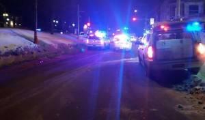 זירת הירי - מתקפת ירי במסגד בקנדה: שישה נרצחו
