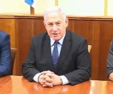 """נתניהו, לאחר הפגישה עם ראשי מועצת יש""""ע"""