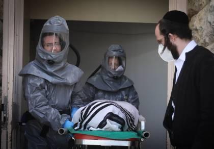 מת מספר 16: חולה בן 58, עם מחלות רקע