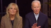 מביך: ג'ו ביידן לא זכר מי מתמודד לנשיאות?