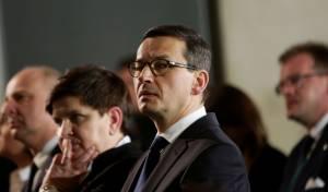 ראש ממשלת פולין באושוויץ