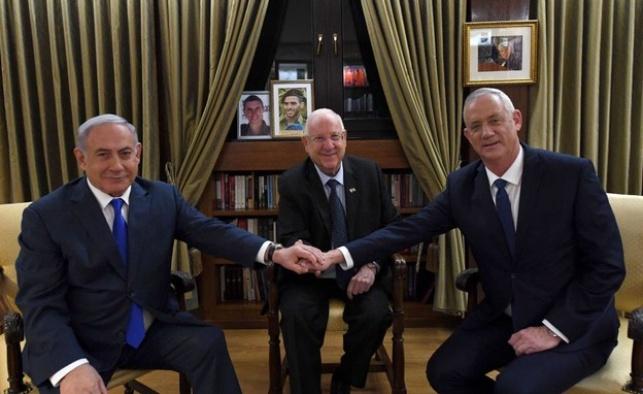 """הנשיא קרא לנתניהו וגנץ: """"שלבו כוחות למען העם"""""""